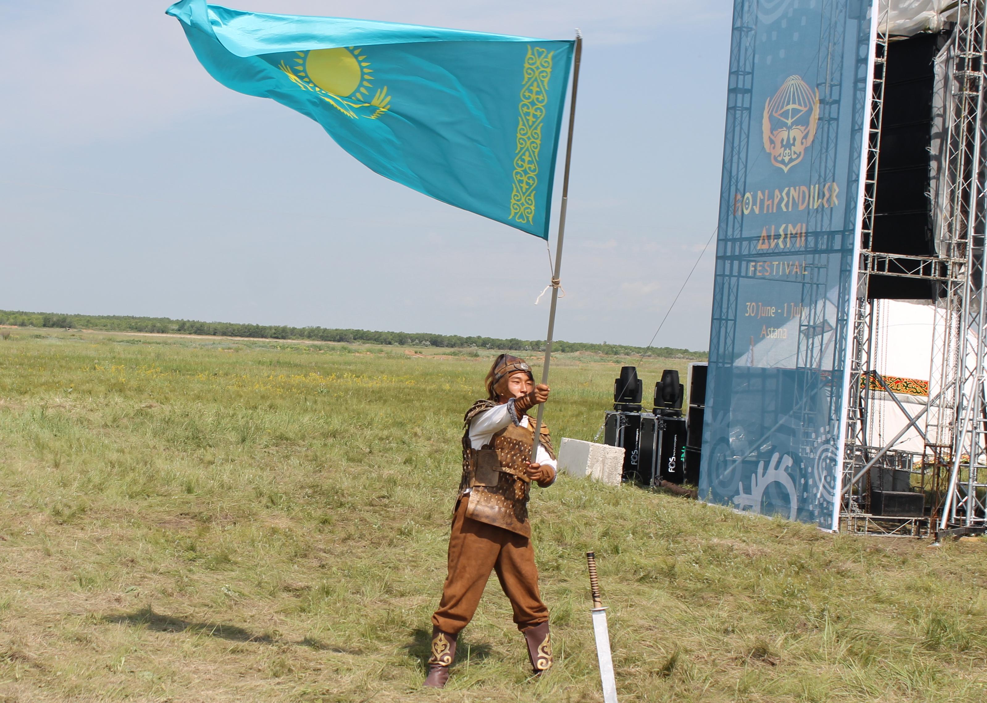 In photos: Astana hosts international nomadic festival