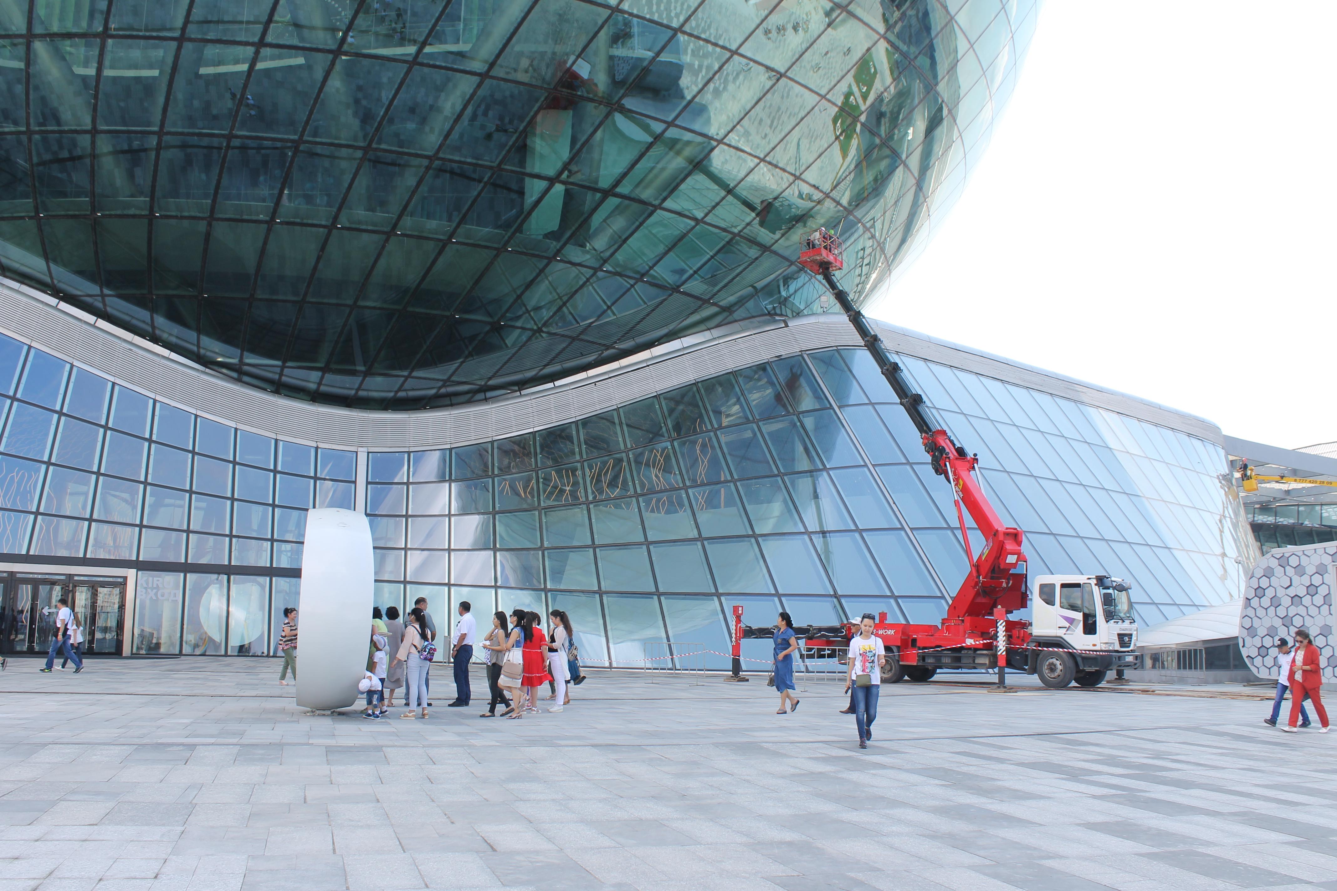 Казахстан становится «инновационной экосистемой» информационных технологий