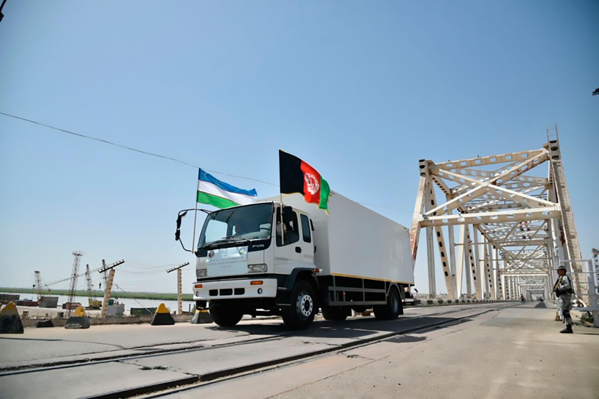 Открытие консульства в Термезе способствует укреплению узбекско-афганского сотрудничества