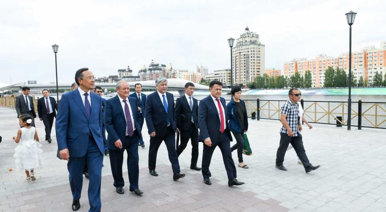 Central Asia's foreign ministers set to meet in Kyrgyzstan