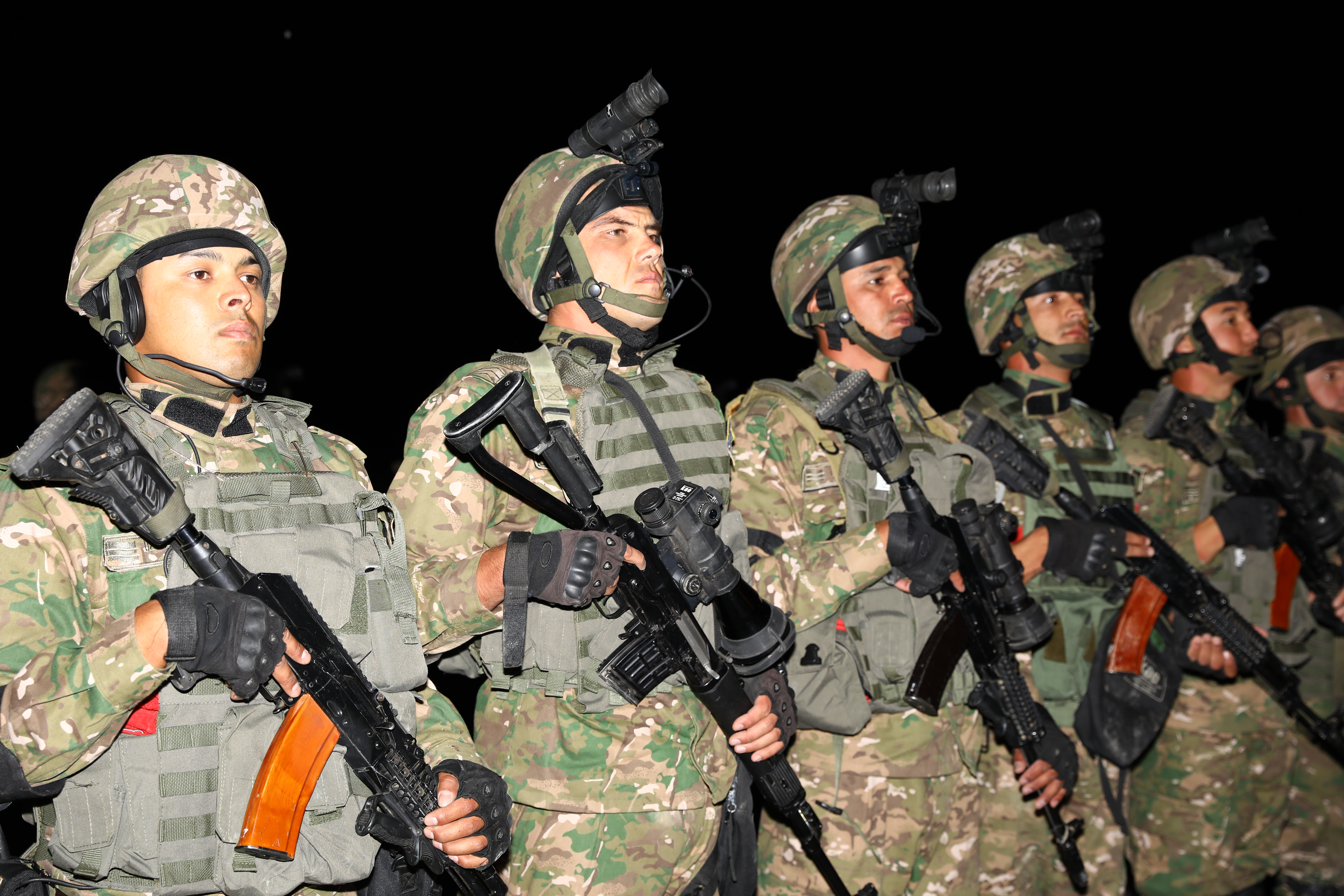 Special ops exercise exemplifies growing Uzbek-Kazakh co-operation