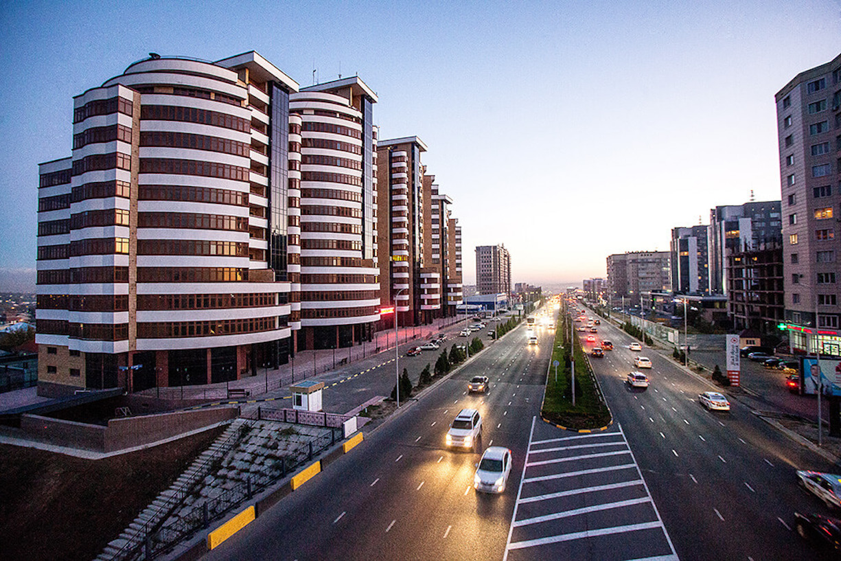 Shymkent seeks to rival Almaty, Astana as one of Kazakhstan's main cities