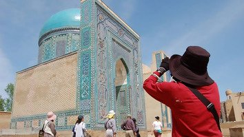 Uzbek e-visa attracting tourists from US, elsewhere