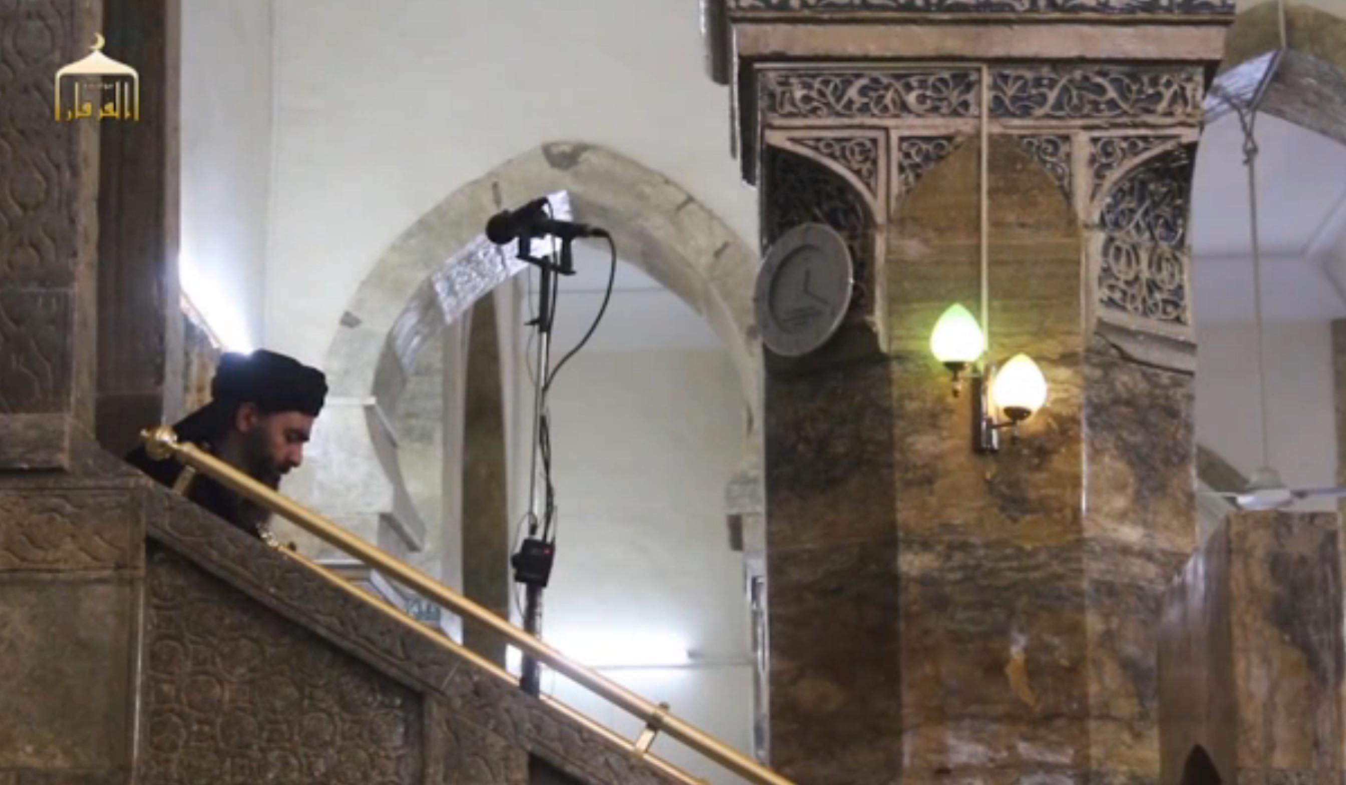 ID yetakchisi al-Bag'dodiy yo'qotishlar sabab guruhning chekinayotganini tan oldi