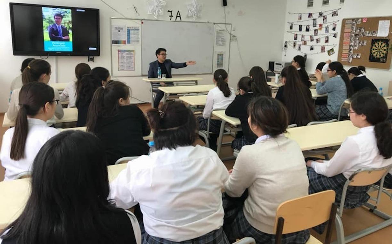 Казахстанские школы переходят на латиницу