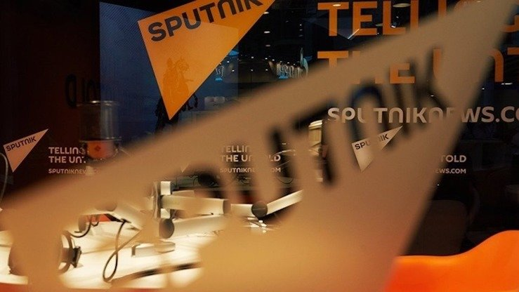 Russia's main online news media outlet, Sputnik, has drawn consistent criticism for spreading false information and rumours. [Sputnik]