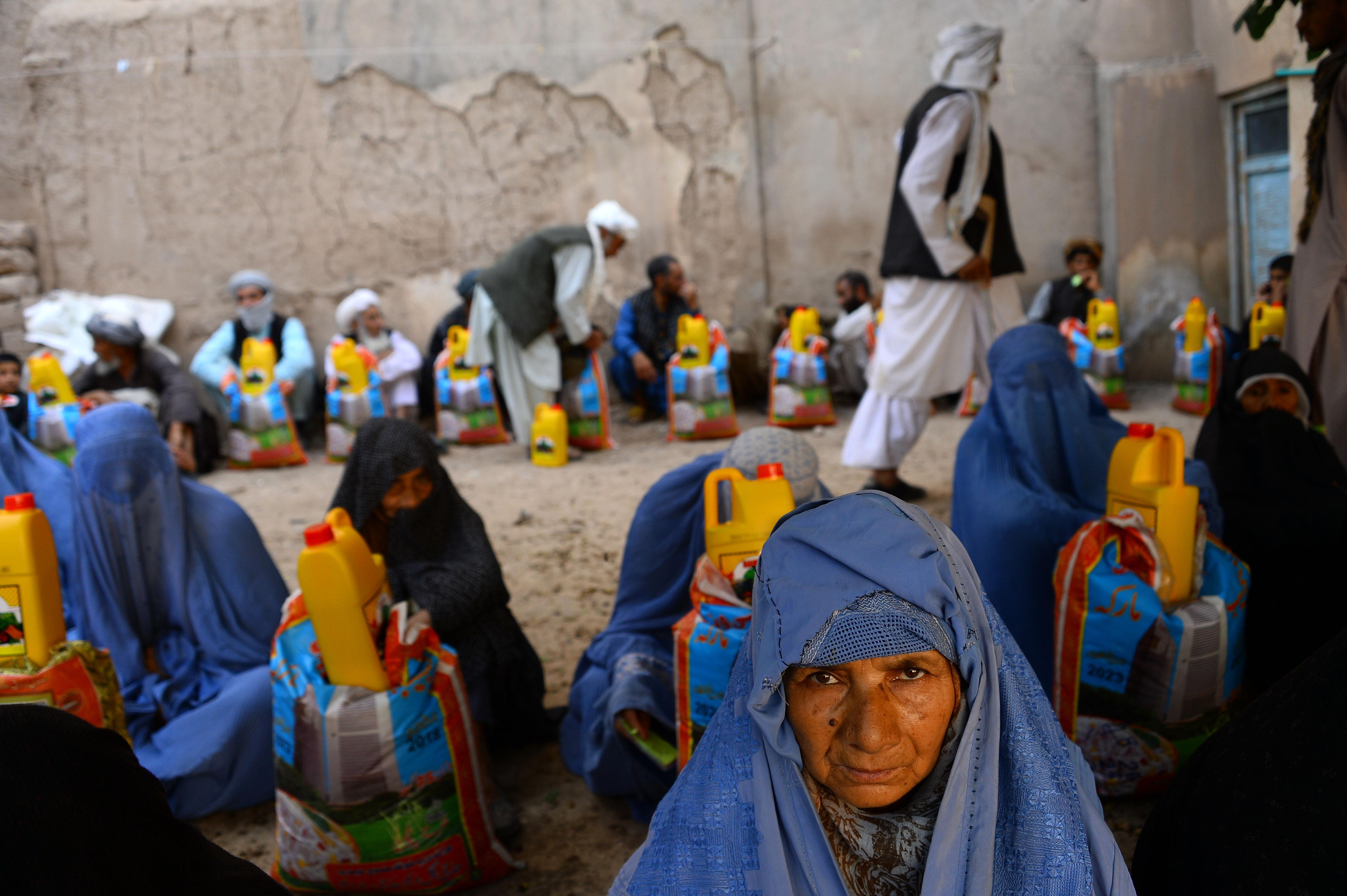 Ostonada afg'on ayollarining huquq va imkoniyatlarini kengaytirish masalasi muhokama etildi
