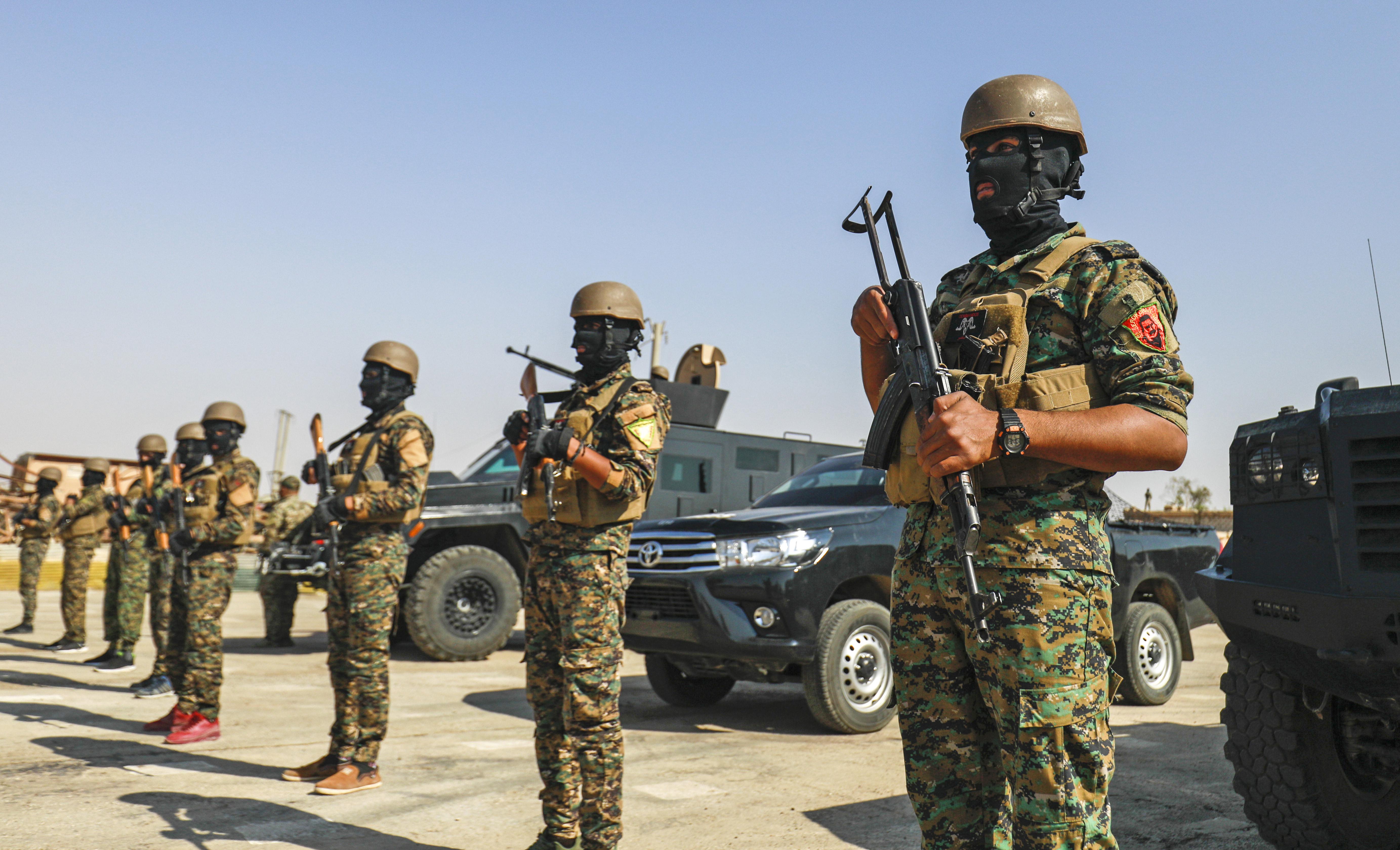 """В Сирии начинается последний рывок для того, чтобы разгромить остатки """"халифата"""" ИГ"""