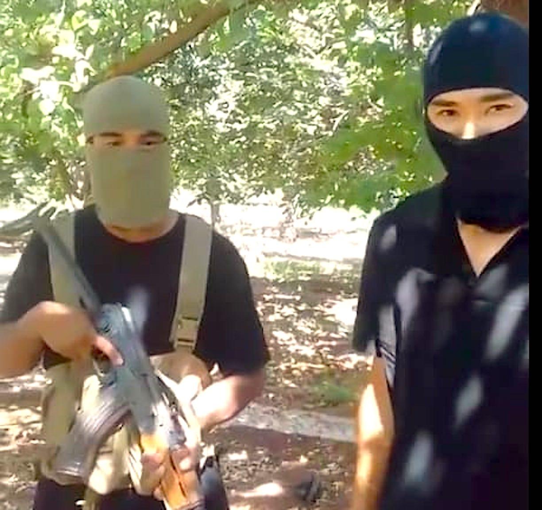 Suriyadan yuborilgan videolavha Qozog'istonda xavotir uyg'otdi