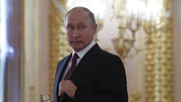 Путин пошутил о русских 'мучениках' в случае возможного применения ядерного оружия