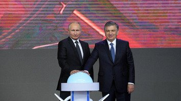 Russia-backed nuclear project in Uzbekistan raises questions of safety, influence