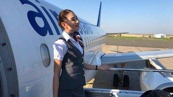 """""""Air Astana"""" mahalliy reyslar uchun arzon aviakompaniyani ishga tushiradi"""