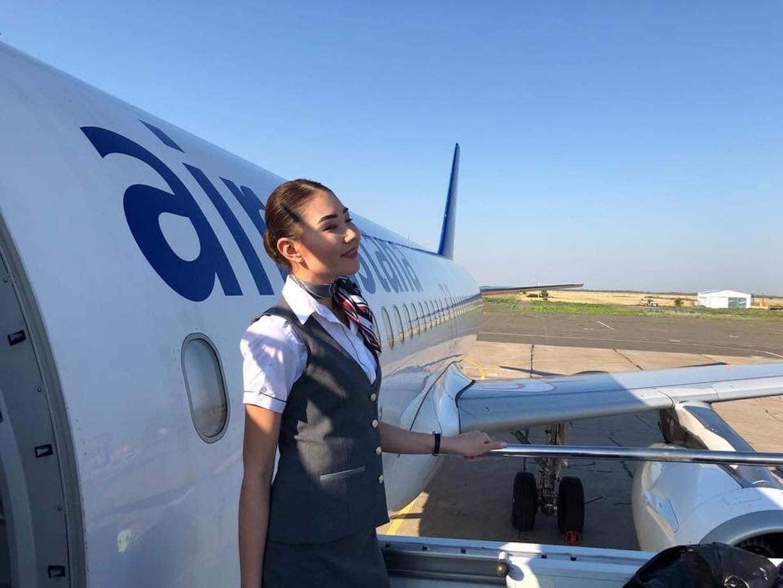 «Air Astana» маҳаллий рейслар учун арзон авиакомпанияни ишга туширади