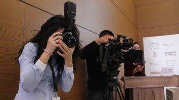 В Бишкеке прошел форум, посвященный роли СМИ в противодействии экстремизму в Центральной Азии