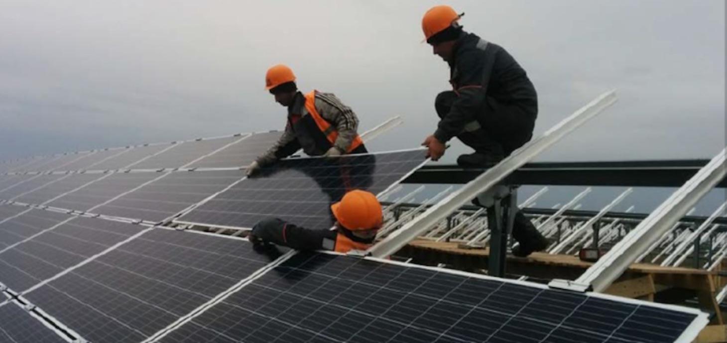 100MW solar plant to boost Kazakhstan's renewable power generation