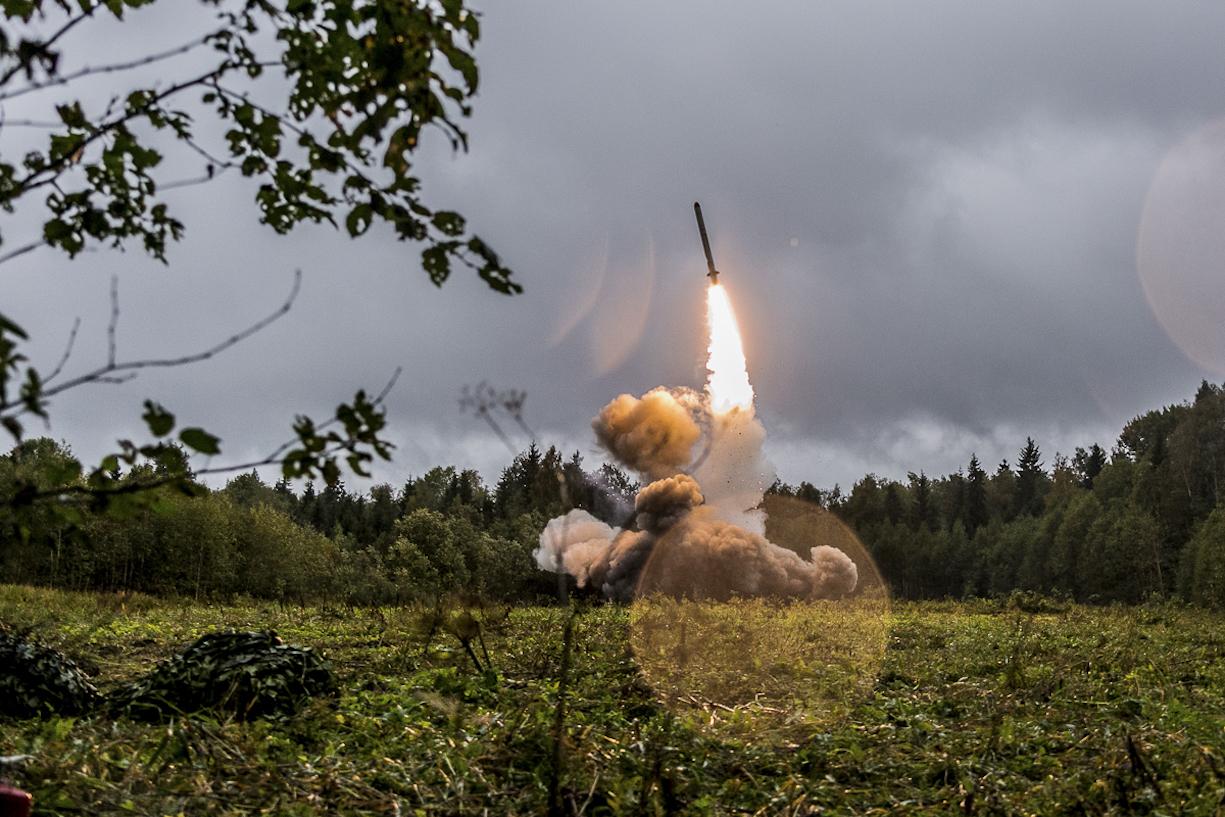 Россия отказались показать инспекторам ядерную ракету, нарушающую договор
