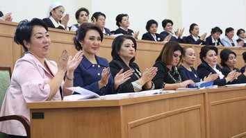 New policy in Uzbekistan aims to help female ex-convicts