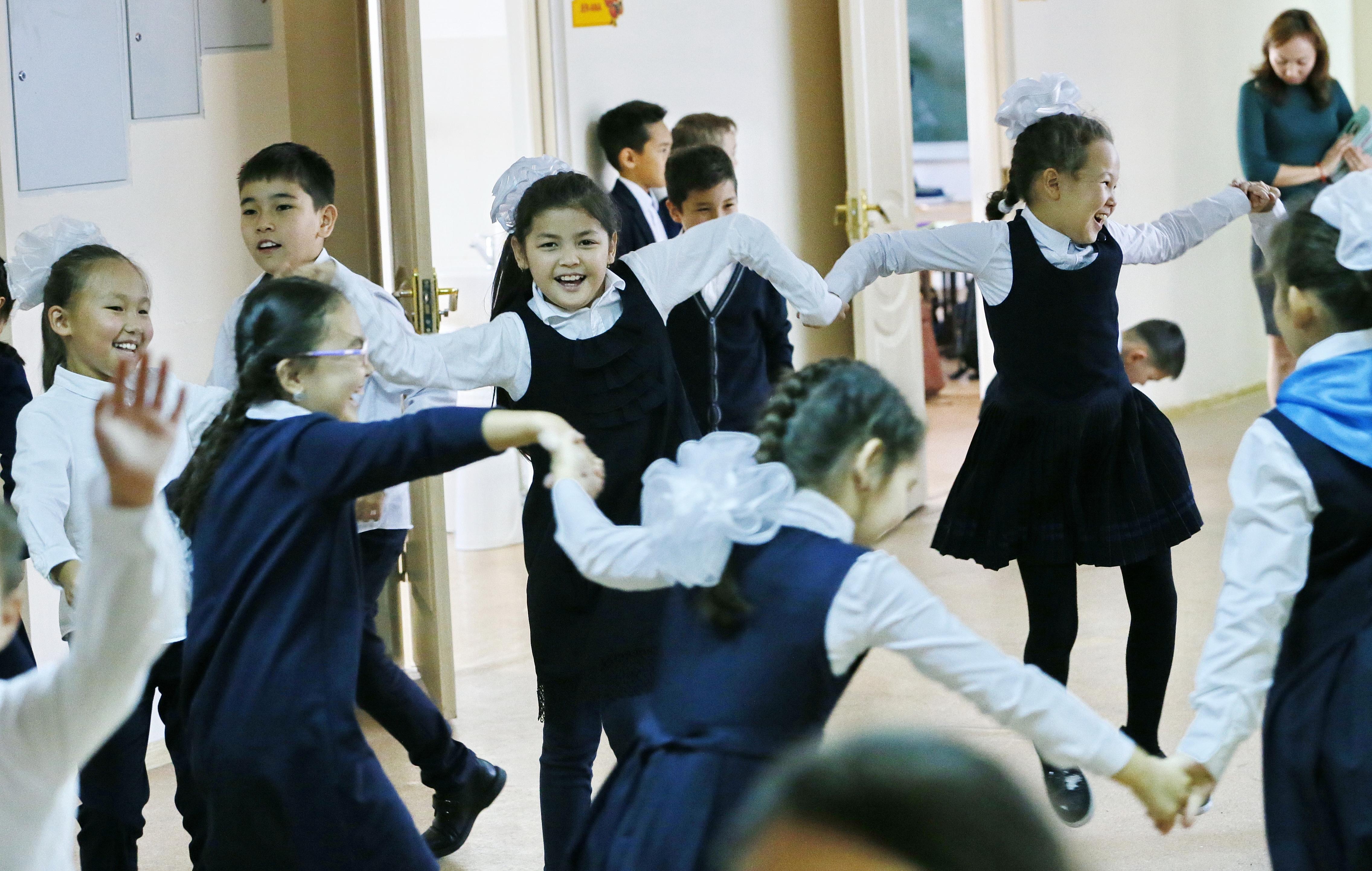 Kazakhstan rehabilitating children recently returned from Syria, Iraq