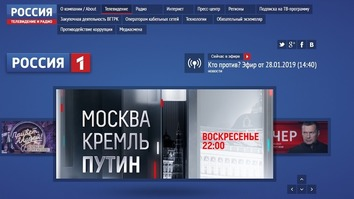 Central Asians grow numb to the Kremlin's propaganda, lies on TV