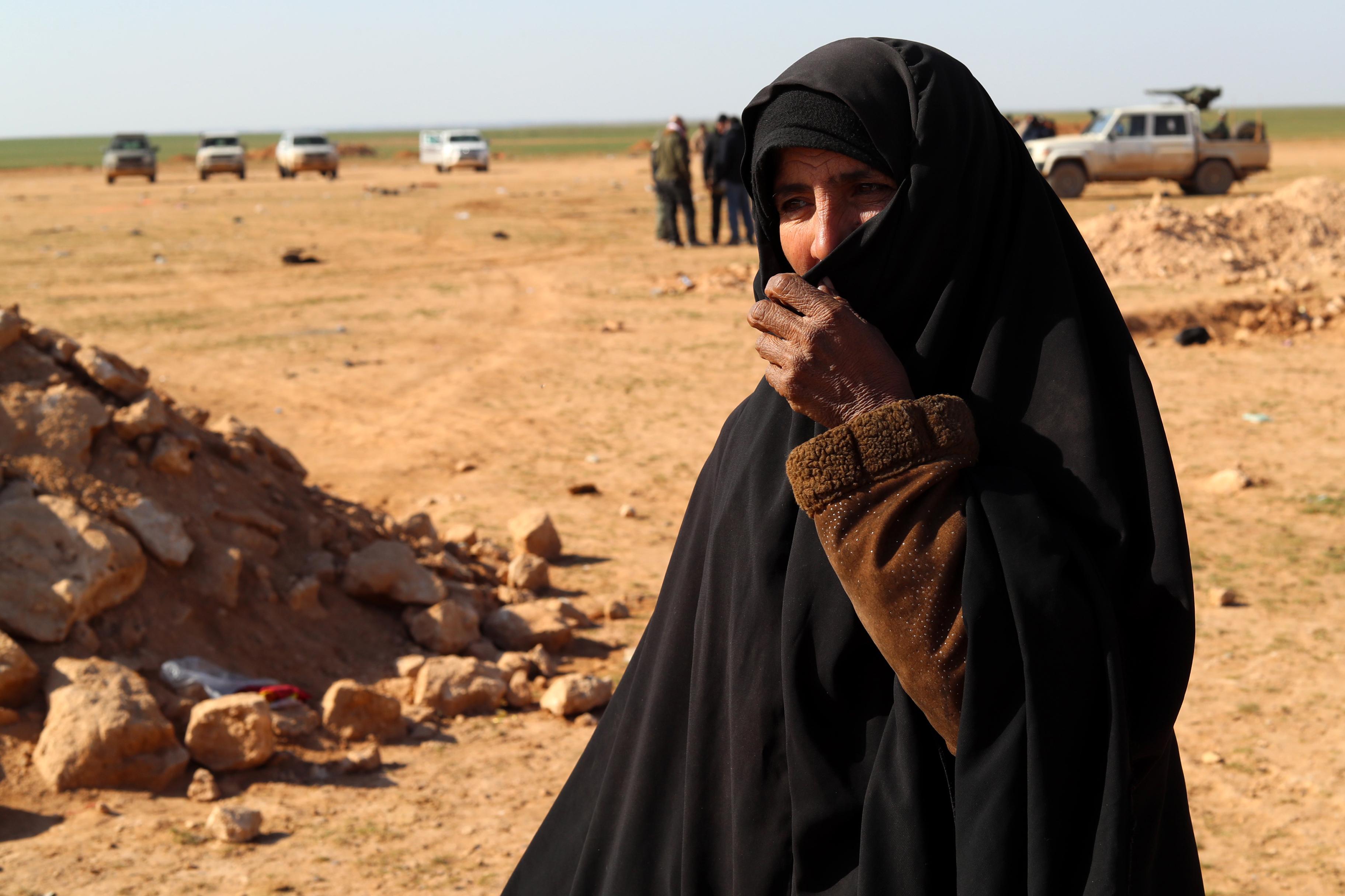Сурияда ИД исканжасидан қочган қозоқ аёли: «Ҳаммаси ёлғон»