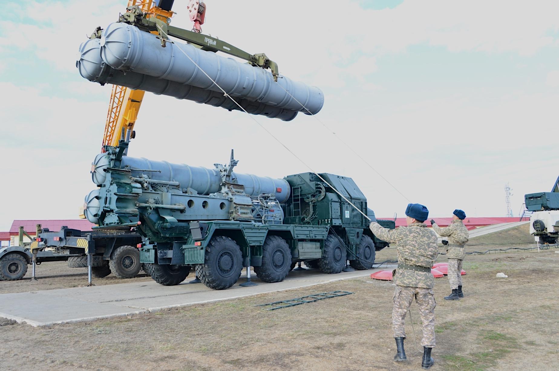 Корыстный российский план противоракетной обороны для Центральной Азии вызвал обеспокоенность в регионе