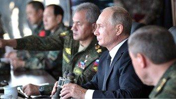 Putin Rossiyaning asosiy raketa bitimidagi ishtirokini toʻxtatdi