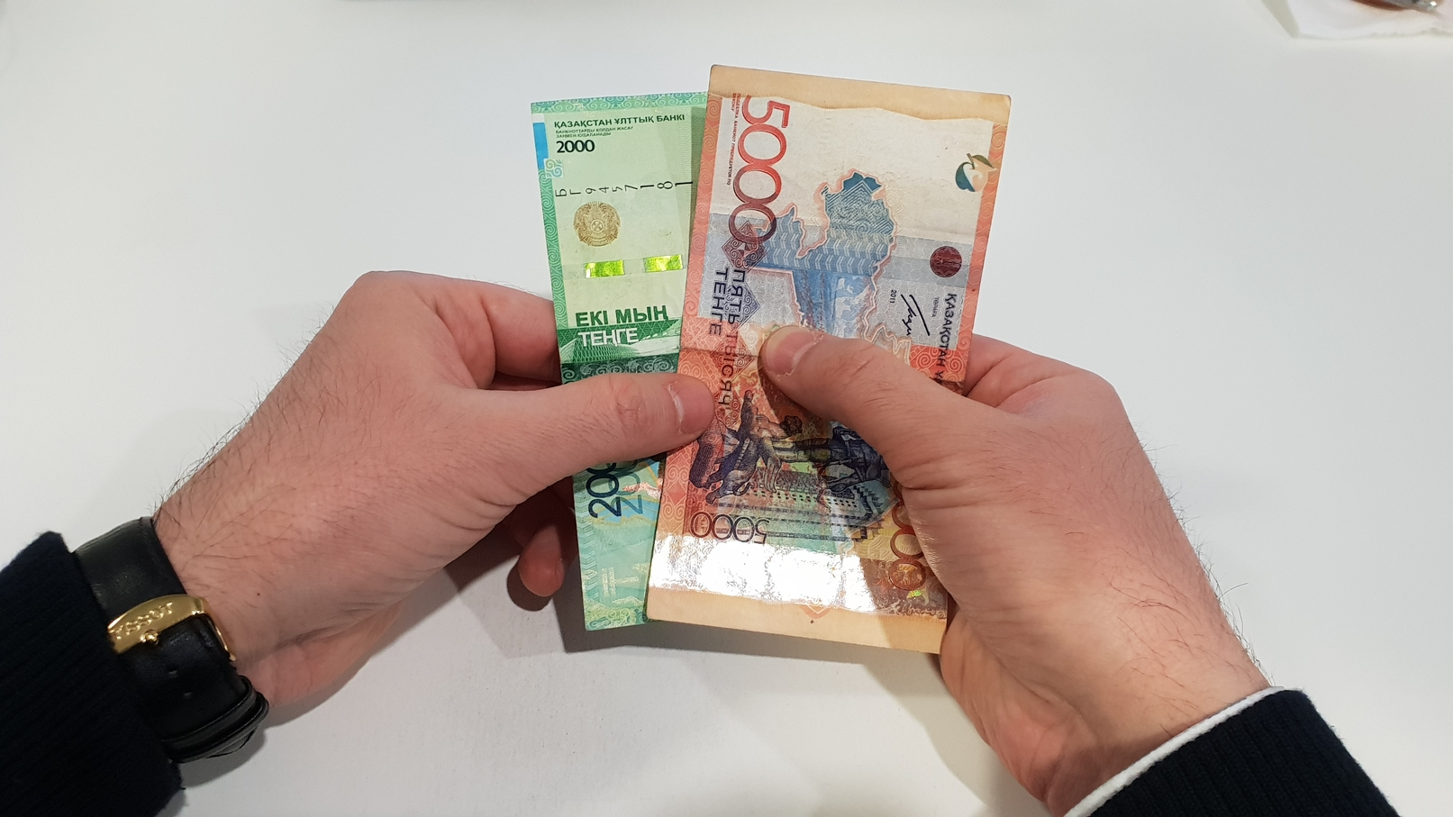 Independence of Central Asia continues as Kazakhstan strips new currency of Russian