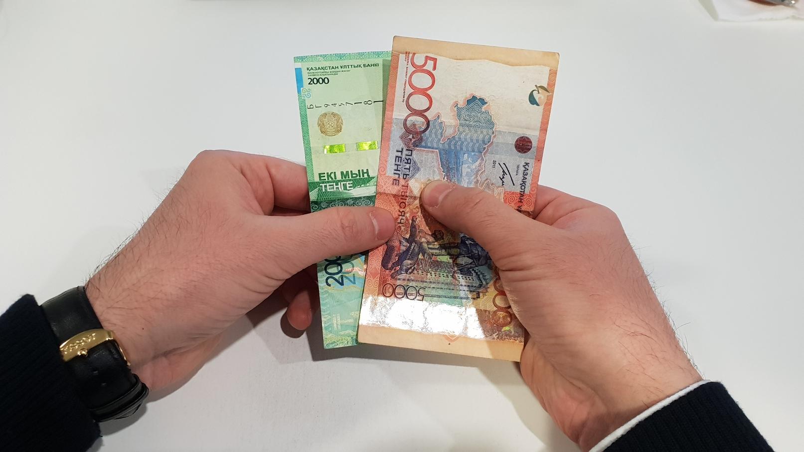 Markaziy Osiyo davlatlari mustaqil boʻlib borar ekan, Qozog'iston yangi banknotalardan rus tilini olib tashlamoqda