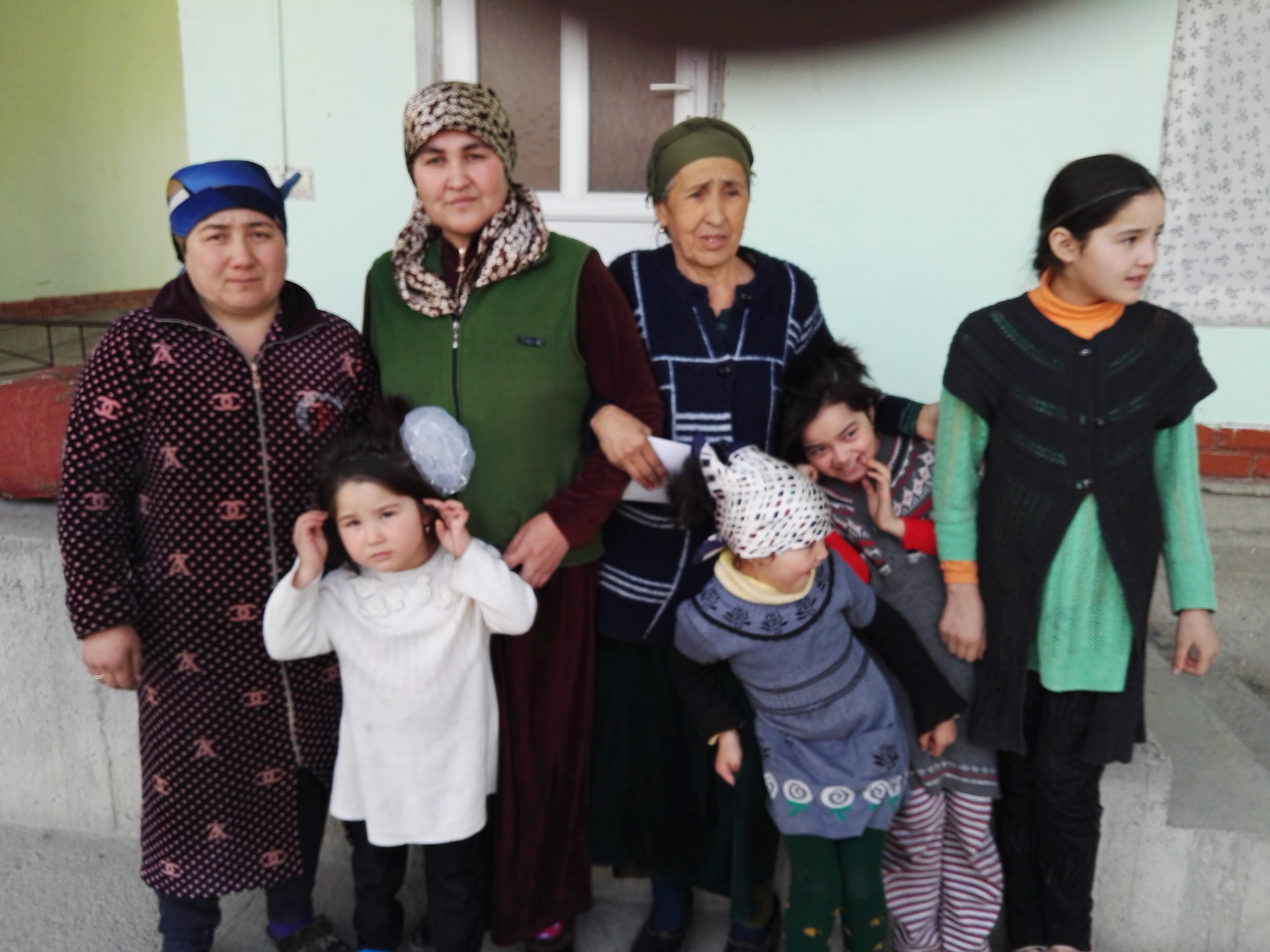 'Grief, suffering and disappointment': Wives of Tajik militants tell their stories
