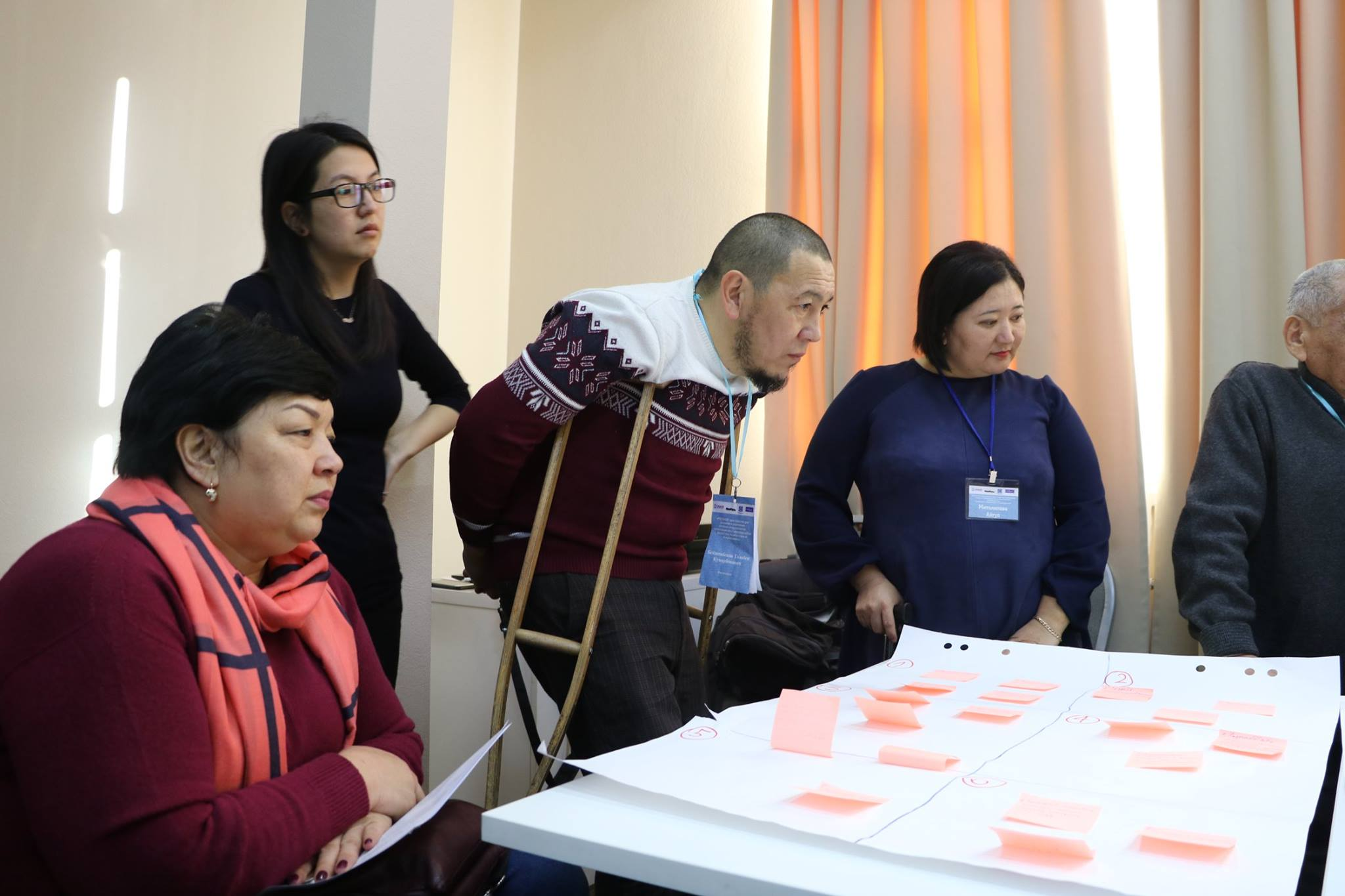 In step to ensure human rights, Kyrgyzstan ratifies UN pact on disabilities