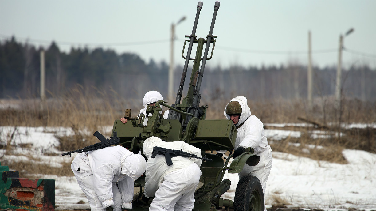 Recent mishaps highlight growing deficiencies in Russian military equipment