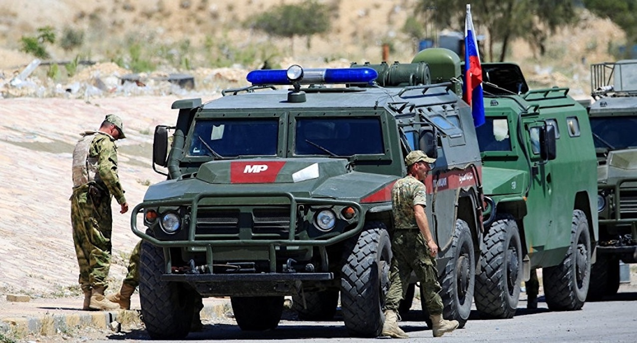 Russian bungling expands terrorists' grip on Syrian territory