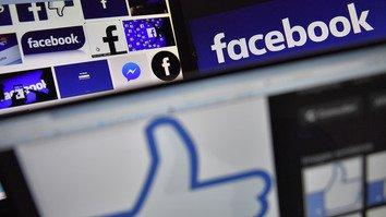 Фейсбук вновь удалил ряд российских аккаунтов из-за  распространяемого Москвой вредного влияния