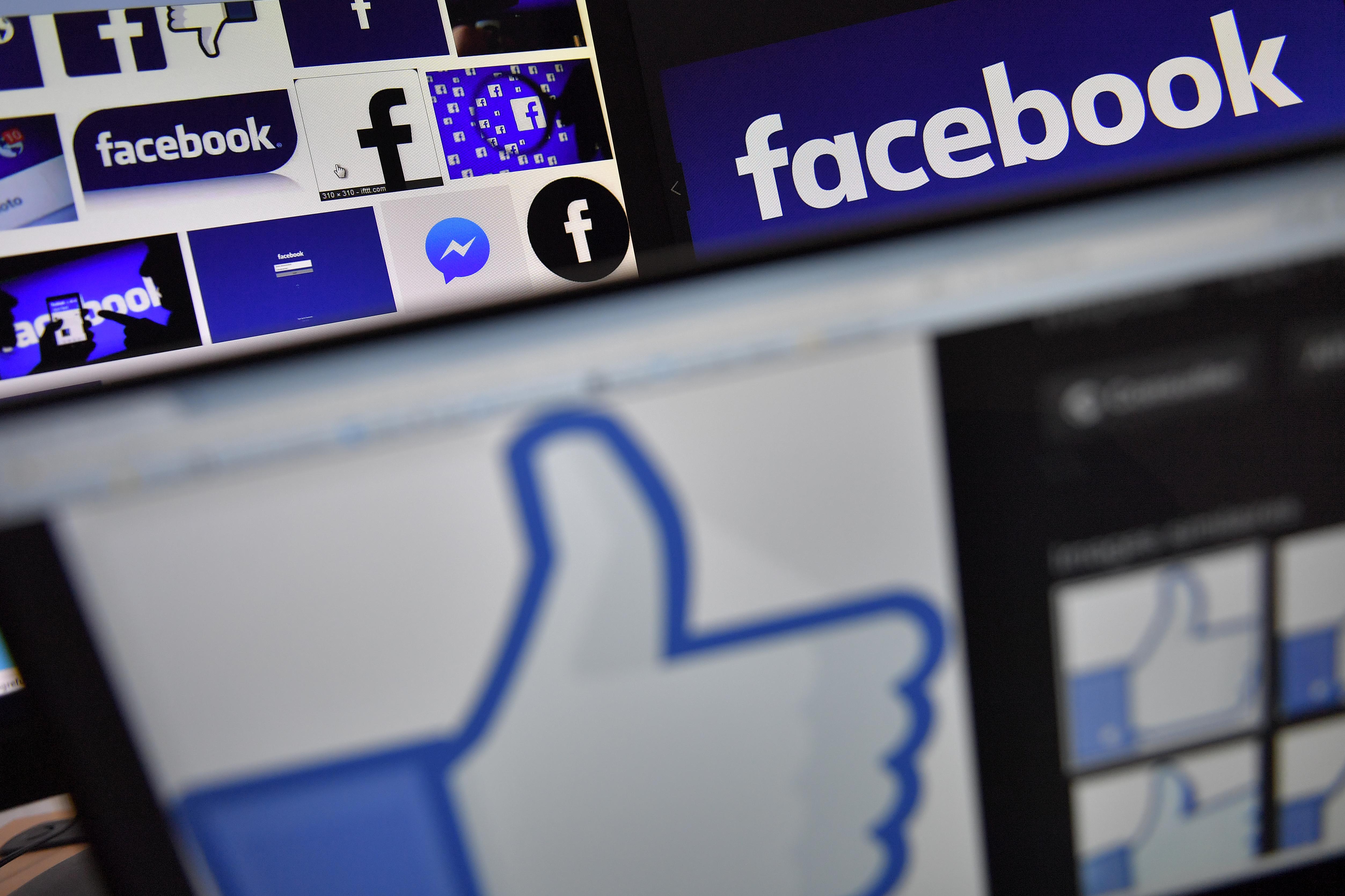 Facebook Россиянинг зарарли таъсир чоралари сабабли унга тегишли яна бир қанча аккаунтларни ўчириб ташлади