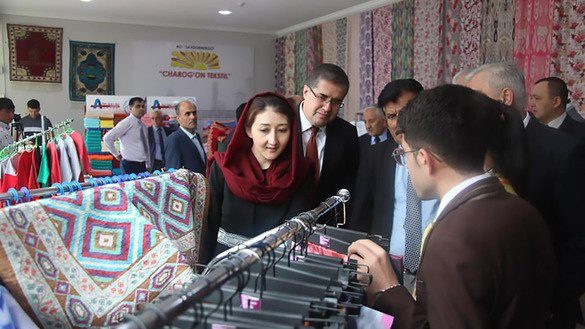 Surxondaryo grows as centre of Uzbek-Afghan co-operation