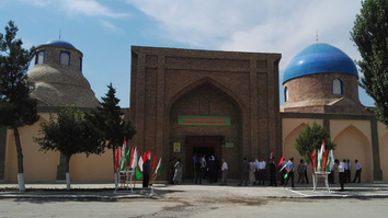 US helps Tajikistan restore historical, cultural heritage of Oim Madrassa