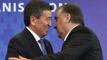 Рахмон и Жээнбеков обсудят в Исфаре вопросы демаркации и делимитации таджикско-кыргызской границы