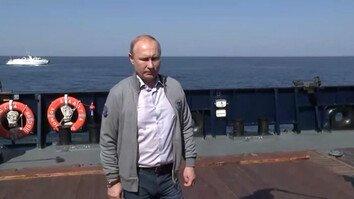 «Пиар юриш»: Янги ракета Путиннинг машҳурлик рейтинги пасайиши билан боғлиқ экани айтилмоқда