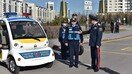 Kazakhstan tourist police add another station to nationwide presence