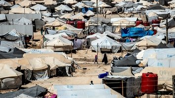 'Islamic State' threat hovers over Syrian camp as repatriation efforts continue