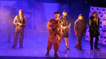 'I Want to Go Home': Bishkek musical drama tells of horrors of terrorism