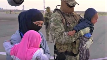 US praises 'groundbreaking' Kazakh repatriation process of IS returnees