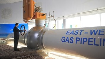 Ashgabat eyes prospect of Turkmen gas supplies to Europe