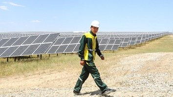 Kazakhstan transitions to safe and green energy