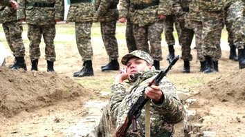Kazakhstan strengthens its military capabilities