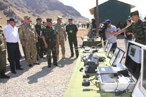 Kyrgyzstan conducts border security exercises