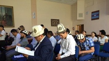 Kyrgyz theology college takes stand against radicalism and terrorism