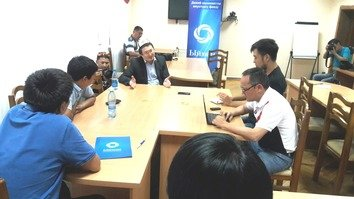 Kyrgyz journalists learn about extremism