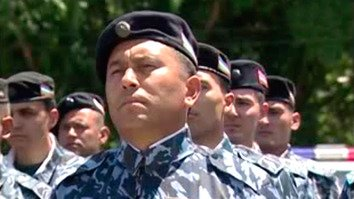 Uzbekistan adopts first-ever law on police