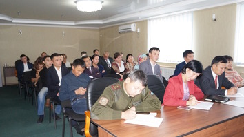 Special task force created in Aktobe Province to prevent extremism